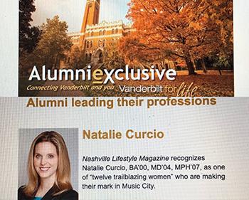 Vanderbilt alumni