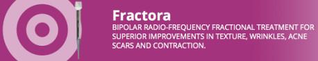 Fractora™ logo